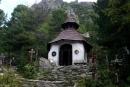 Symboliczny Cmentarz Ofiar Gór pod Osterwą - kapiczka