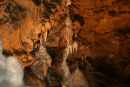 Jaskinia Bielska - szata naciekowa