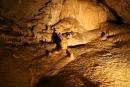 Jaskinia Bielska - stalagmity
