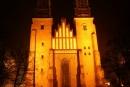 Katedra od strony Warty