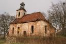 Bryła kościoła wRadoszynie