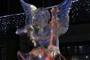 V Międzynarodowy Festiwal Rzeźby Lodowej