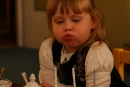 Trzecie urodziny Marysi