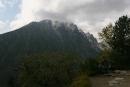 Na Łomnickiej Kazalinicy, widok na Dolinę Staroleśną
