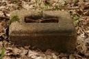 Pozostałości krzyża