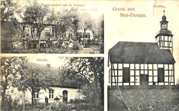 Pocztówka z1908
