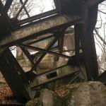 Wschodni przyczółek mostu