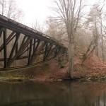 Most ze wschodniego brzegu