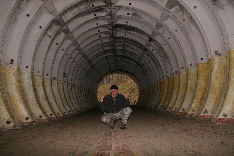 Wnętrze obiektu typu Granit