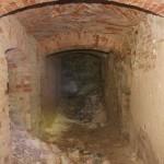 Pałac wJuchowie, piwnice