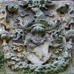 Tarcza herbowa rodu von Schweinichen (Świnków)