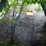 Ruiny zamku dolnego