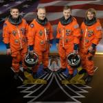 Załoga misji STS-135