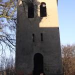 Dzwonnica kościoła Ścięcia św.Jana Chrzciciela wChojnicy